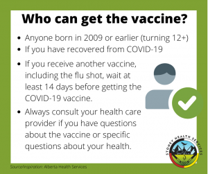 Who can get the vaccine?