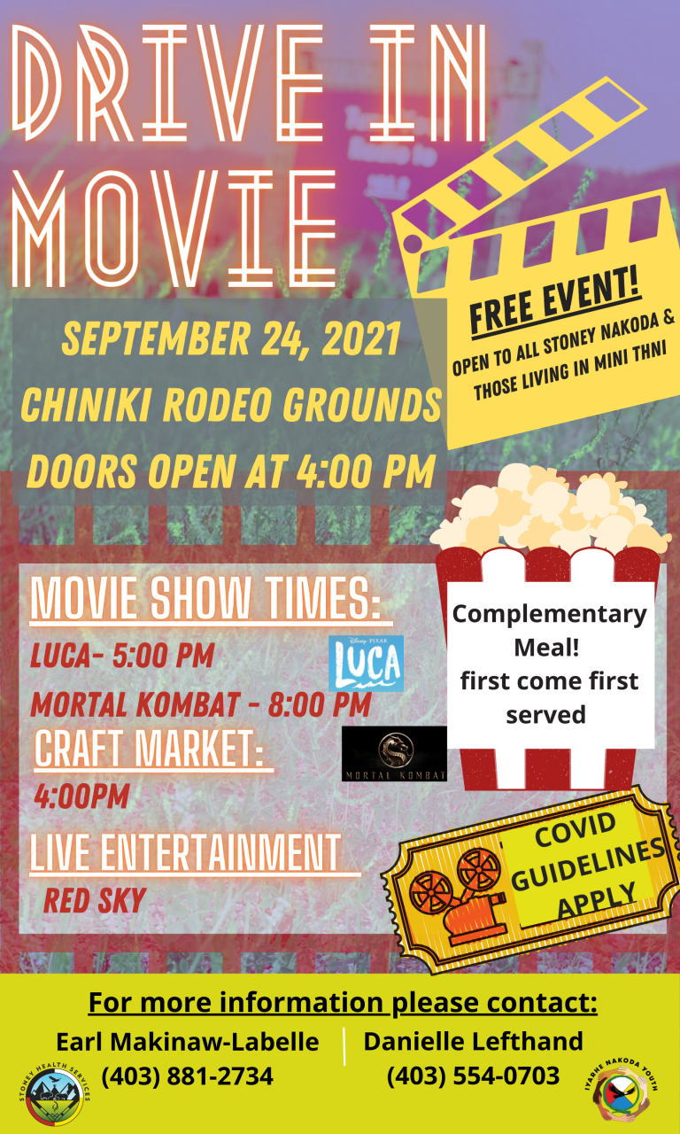 September Movie Night in Mini Thni