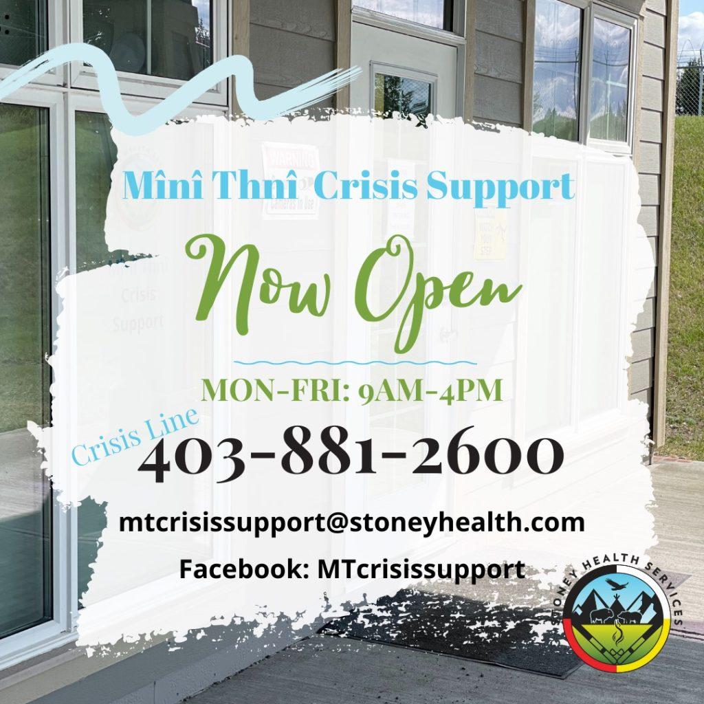 Mînî Thnî Crisis Support Team welcomes you